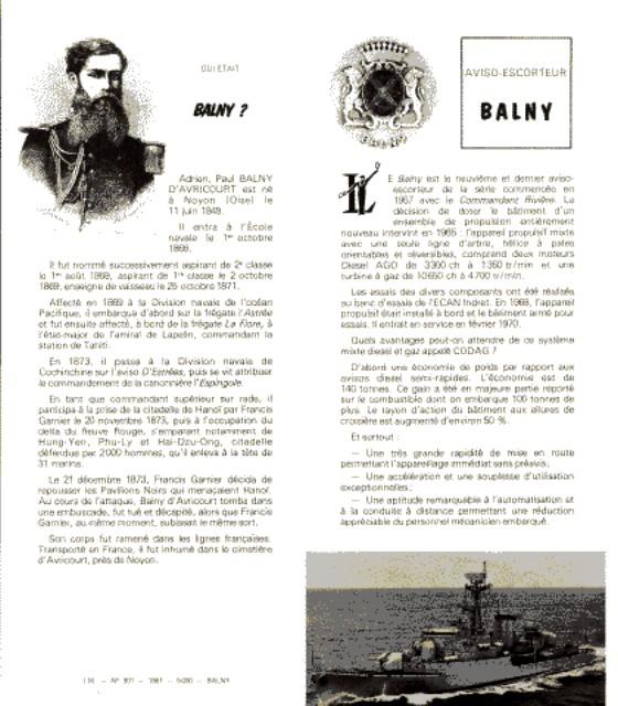 BALNY (AE) 119