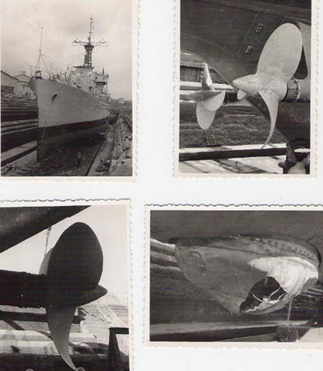 [Les traditions dans la Marine] JOYEUSES FÊTES... A BORD 1232