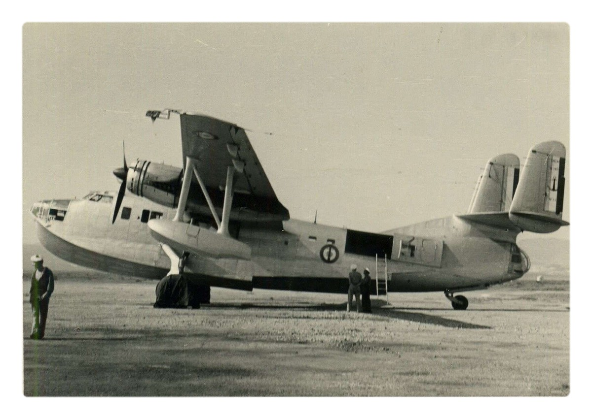 """[Les anciens avions de l'aéro] AMPHIBIE SNCAN NORD 1402 """"Noroit"""" 152"""