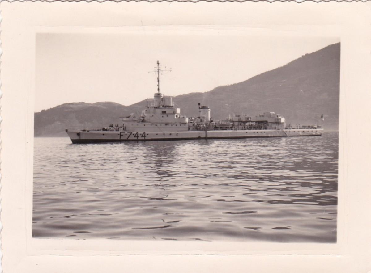 [Opérations de guerre] Compagnie de débarquement de l'Aviso La Boudeuse 2104