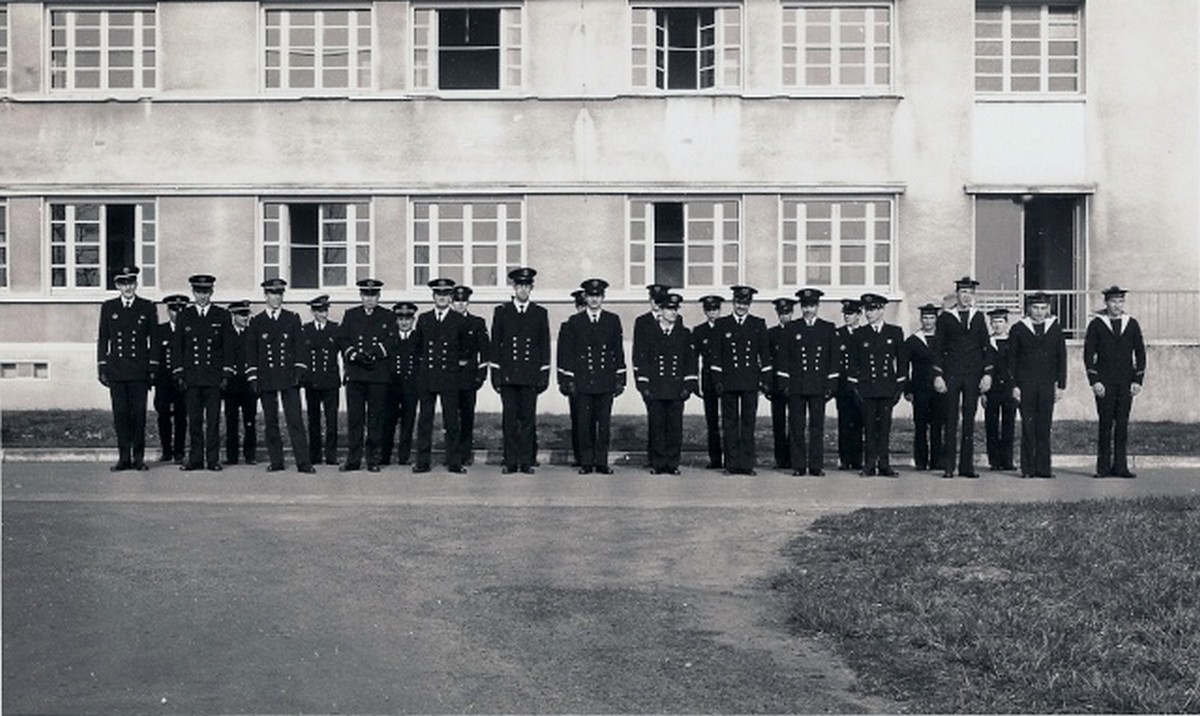 Section Marine École de Tours 2148