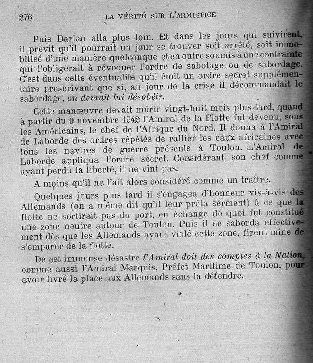 [Histoire et histoires] Toulon : Sabordage de la Flotte (photos) - Page 3 316
