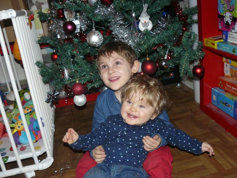 Joyeux Noël 2014 & Bonne année (2015) à venir P1500410
