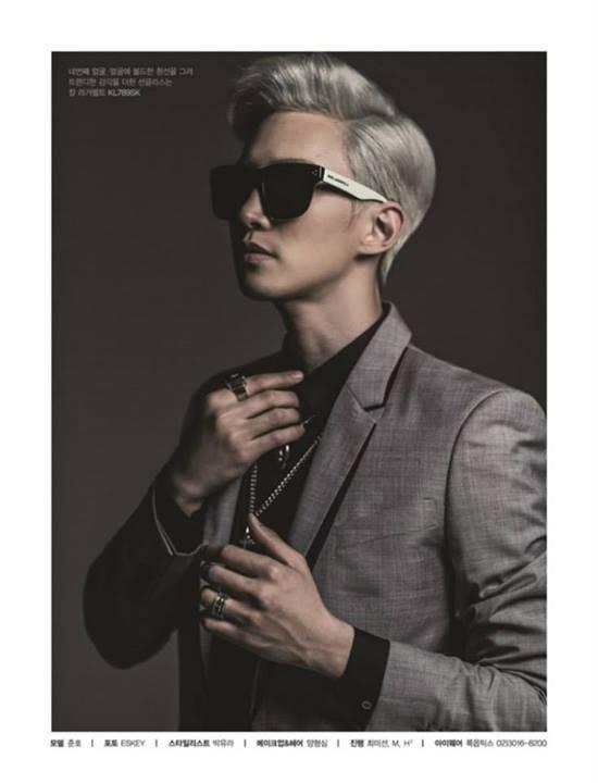 [30.05.14] [PICS] Junho pour le magazine Esquire 1011