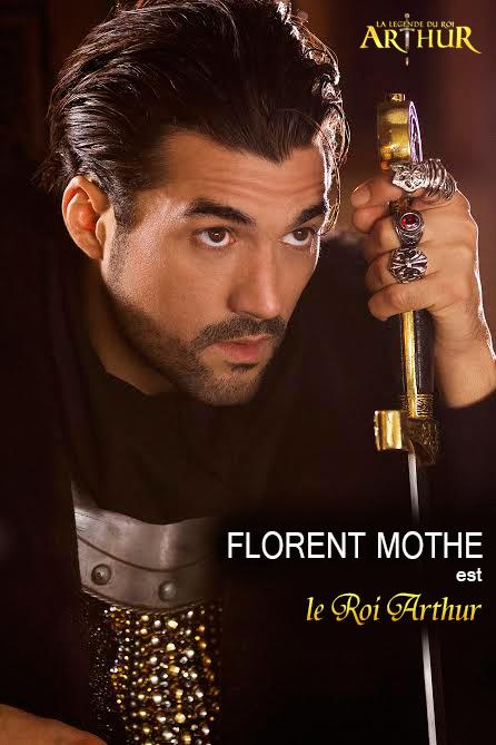 """[Annonce] Florent dans """"La légende du roi Arthur"""" Q513tg11"""