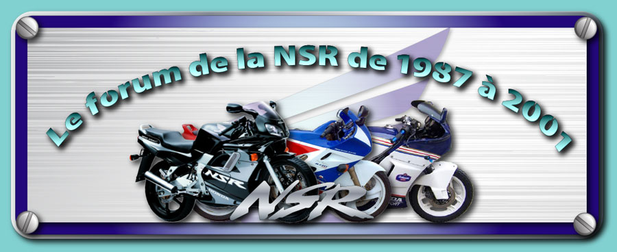 Honda 125 NSR