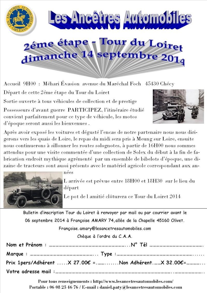 Tour du Loiret 2014 2014to10