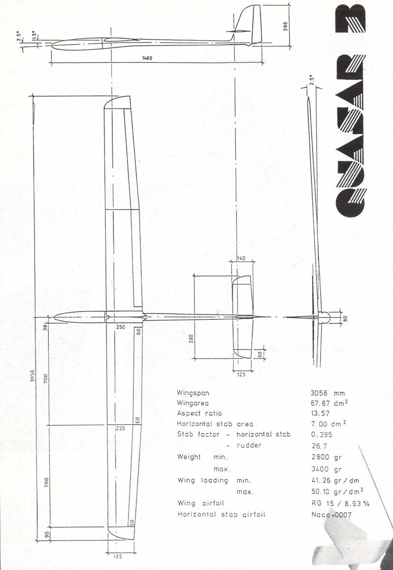 Historique du planeur F3B - Page 4 Tripty13
