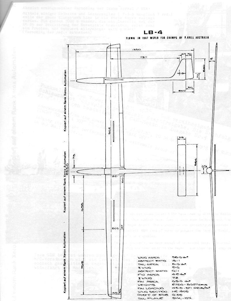 Historique du planeur F3B - Page 4 Tripty16