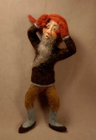 Les 13 lutins de Noël Glu10