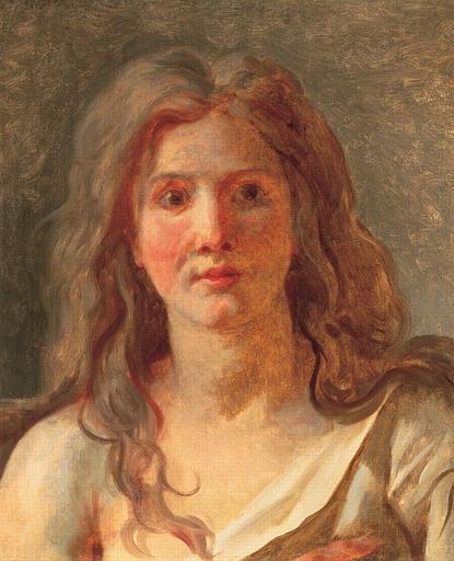 Tentative de retrouver un tableau d'après un portrait de femme renaissance Acques10