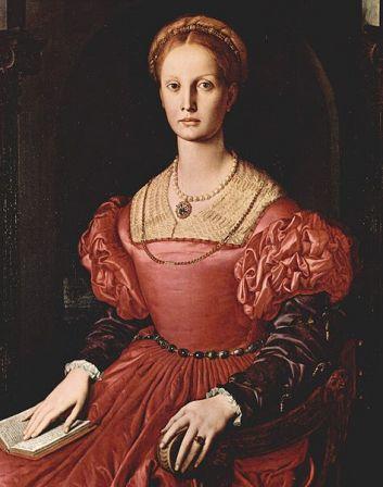 Tentative de retrouver un tableau d'après un portrait de femme renaissance Angelo10