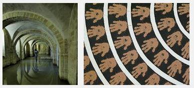 Juxtapositions oulipiennes d'images - Poésie des contrastes Arcs_210