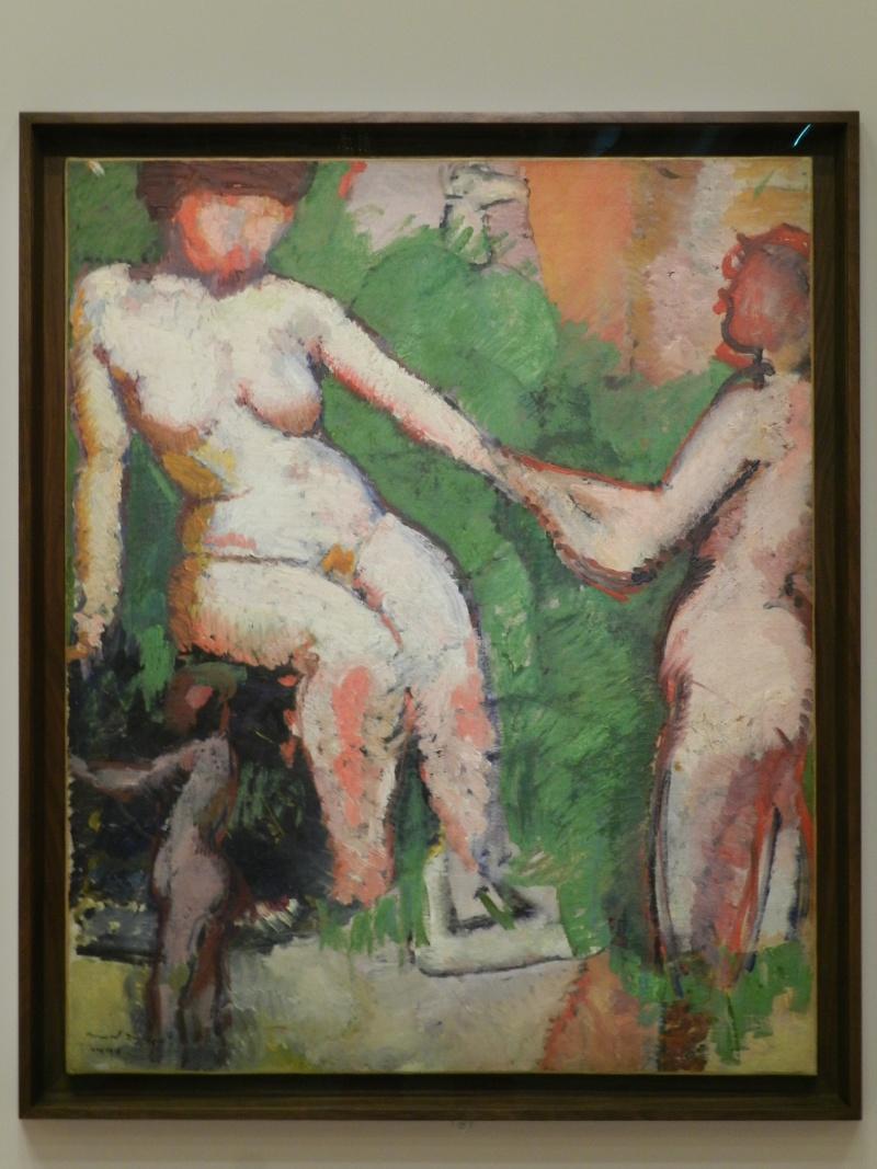 Marcel Duchamp, La peinture, même (expo centre pompidou -> janvier 2015) Beaub106