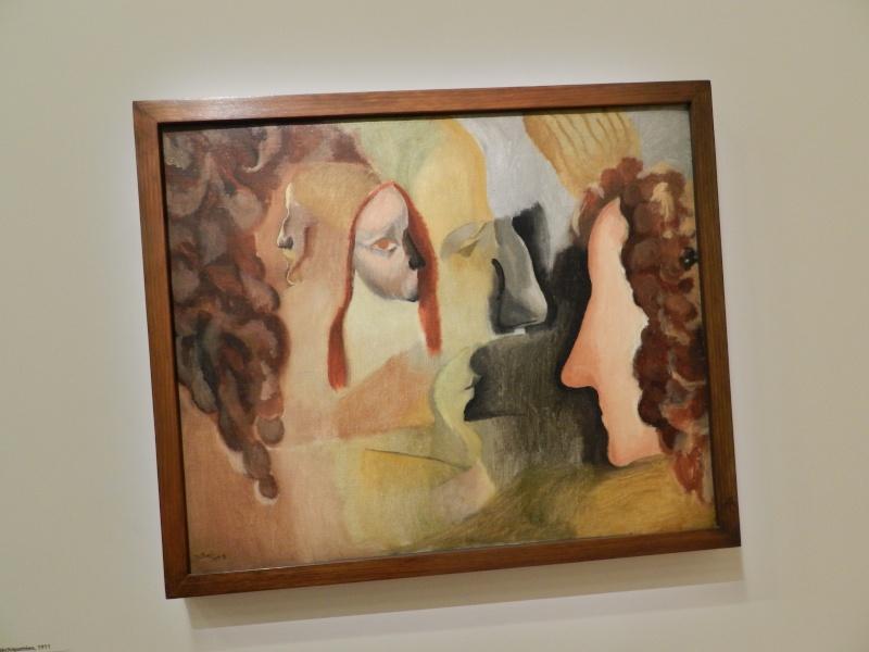 Marcel Duchamp, La peinture, même (expo centre pompidou -> janvier 2015) Beaub109
