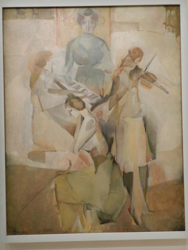 Marcel Duchamp, La peinture, même (expo centre pompidou -> janvier 2015) Beaub110