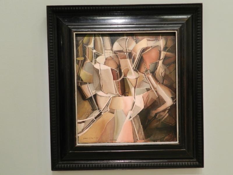 Marcel Duchamp, La peinture, même (expo centre pompidou -> janvier 2015) Beaub112