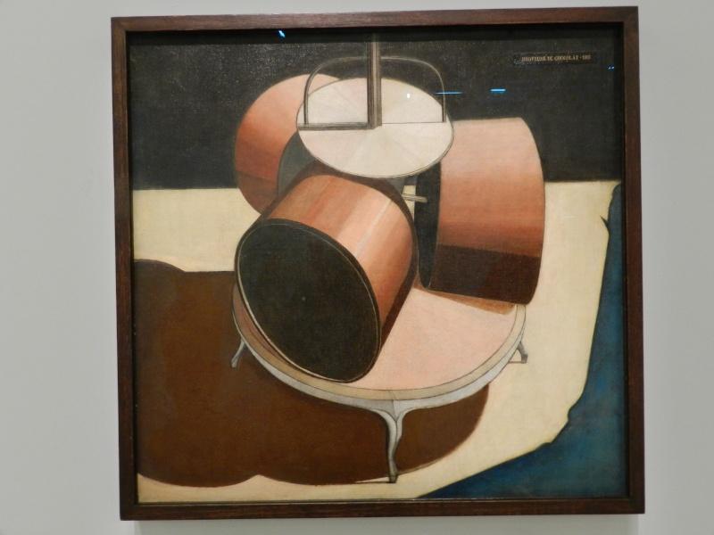 Marcel Duchamp, La peinture, même (expo centre pompidou -> janvier 2015) Beaub117
