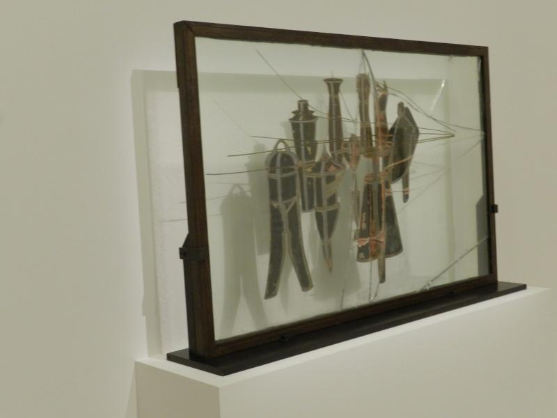 Marcel Duchamp, La peinture, même (expo centre pompidou -> janvier 2015) Beaub118