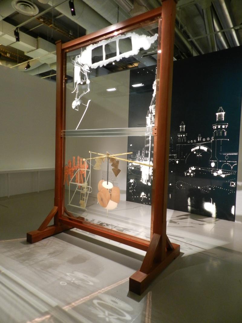 Marcel Duchamp, La peinture, même (expo centre pompidou -> janvier 2015) Beaub119