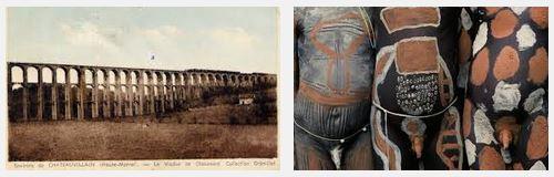 Juxtapositions oulipiennes d'images - Poésie des contrastes Bistre10