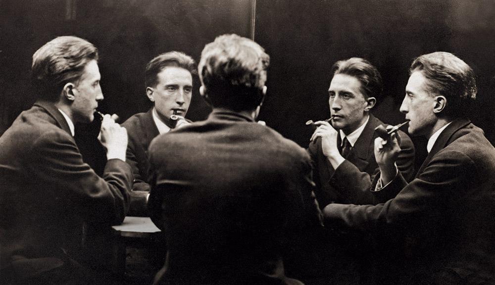 Marcel Duchamp, La peinture, même (expo centre pompidou -> janvier 2015) Commen10