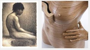 Juxtapositions oulipiennes d'images - Poésie des contrastes Corps_10