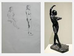 Juxtapositions oulipiennes d'images - Poésie des contrastes Degas_10