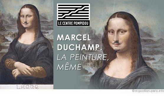 Marcel Duchamp, La peinture, même (expo centre pompidou -> janvier 2015) Expo-p10