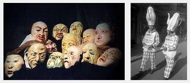Juxtapositions oulipiennes d'images - Poésie des contrastes Fous10