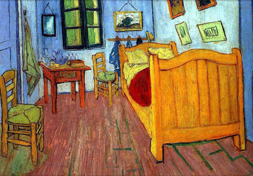Roy Lichtenstein Gogh_110