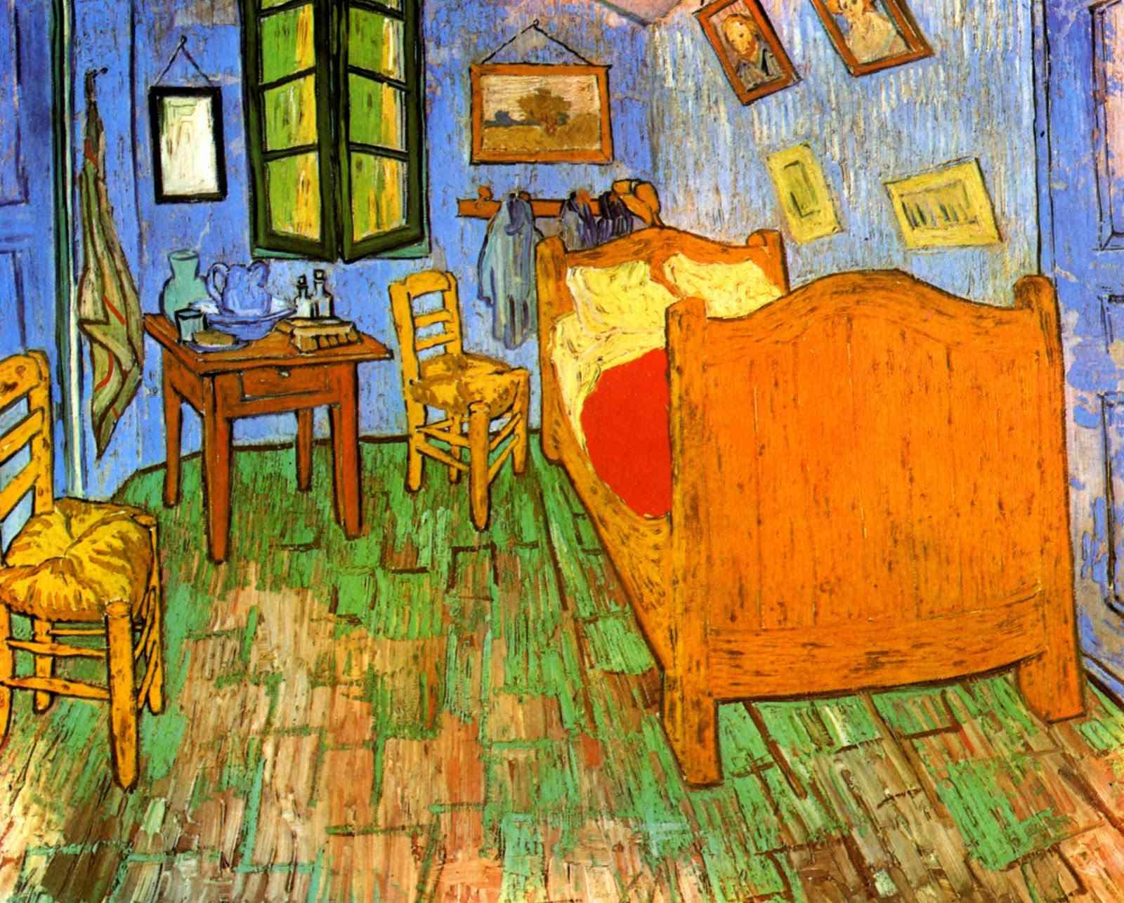 Roy Lichtenstein Gogh_111