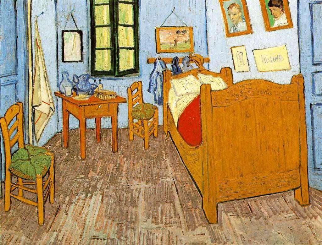 Roy Lichtenstein Gogh_112