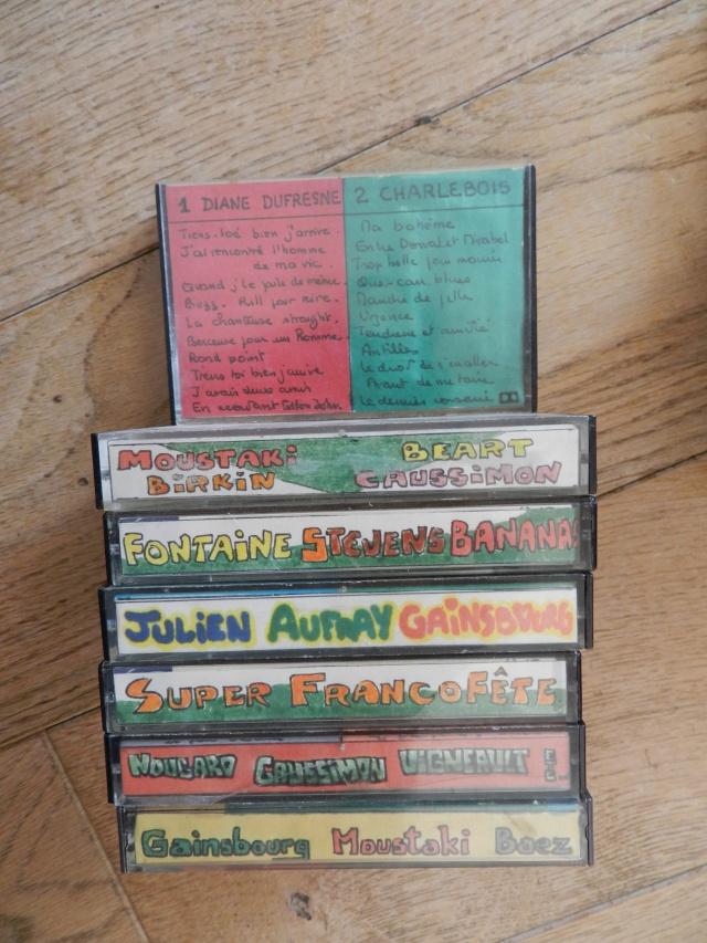 Ulysse 92 - décoration de cassettes à partir de 1974  Grenob11