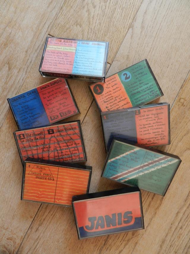Ulysse 92 - décoration de cassettes à partir de 1974  Grenob13