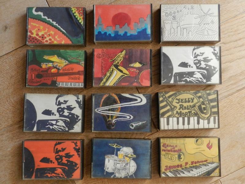 Ulysse 92 - décoration de cassettes à partir de 1974  Grenob16