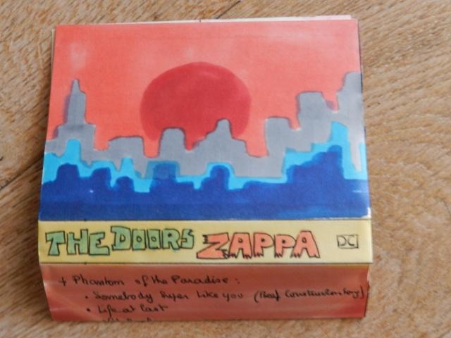 Ulysse 92 - décoration de cassettes à partir de 1974  Grenob22