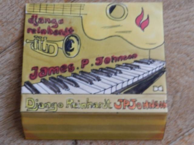 Ulysse 92 - décoration de cassettes à partir de 1974  Grenob25