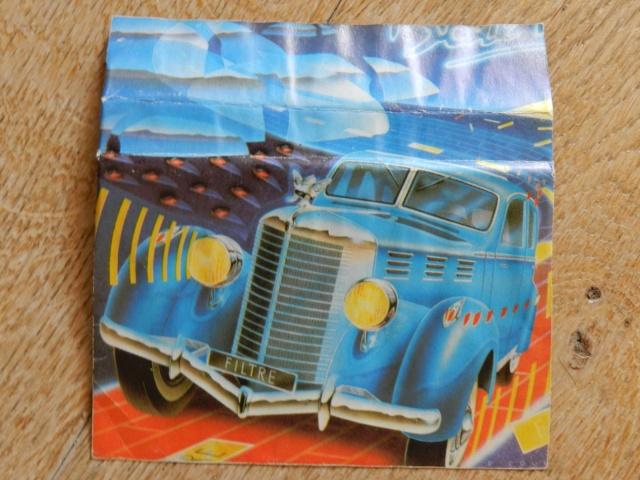 Ulysse 92 - décoration de cassettes à partir de 1974  Grenob51