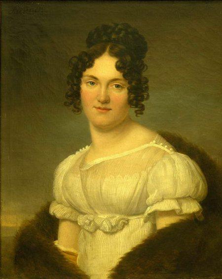 Tentative de retrouver un tableau d'après un portrait de femme renaissance Henri-10