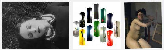 Juxtapositions oulipiennes d'images - Poésie des contrastes Indiff10