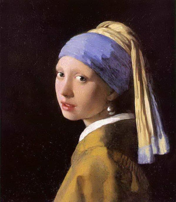 Tentative de retrouver un tableau d'après un dessin de femme au turban La_jeu10