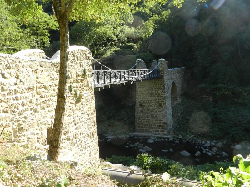 un des premiers ponts suspendus Marc Seguin Marcla12