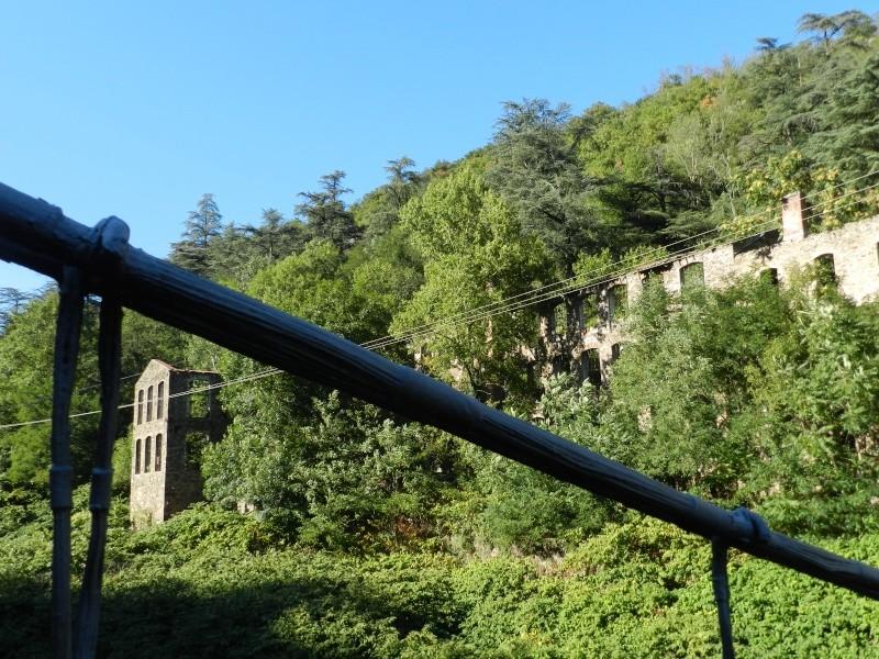 un des premiers ponts suspendus Marc Seguin Marcla18