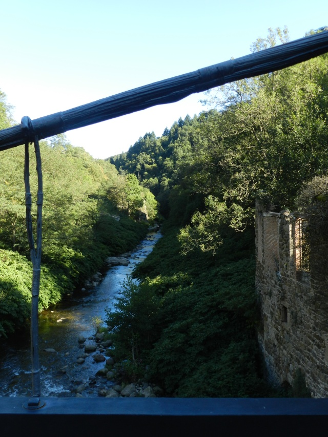 un des premiers ponts suspendus Marc Seguin Marcla19