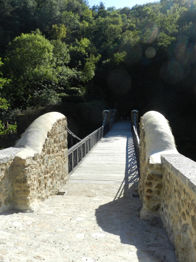 un des premiers ponts suspendus Marc Seguin Marcla20