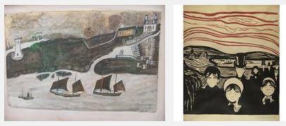 Juxtapositions oulipiennes d'images - Poésie des contrastes Mer10