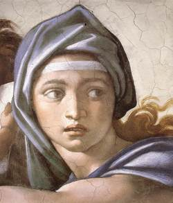 Tentative de retrouver un tableau d'après un dessin de femme au turban Michel11