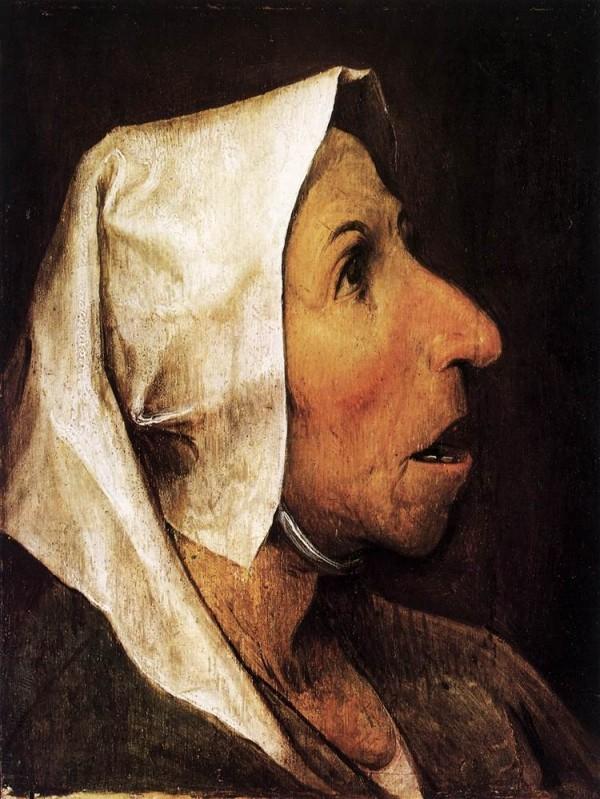 Tentative de retrouver un tableau d'après un dessin de femme au turban Pieter10
