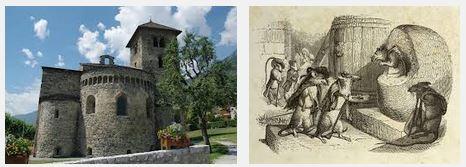 Juxtapositions oulipiennes d'images - Poésie des contrastes Tours10